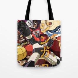Manga 07 Tote Bag
