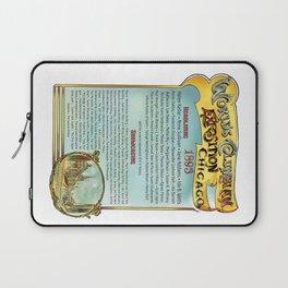 World's columbian exposition 1893 Laptop Sleeve