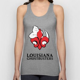Louisiana Ghostbusters Unisex Tank Top