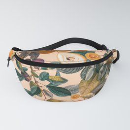 Vintage Fruit Pattern IX Fanny Pack