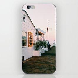 Malibu at Sunset iPhone Skin