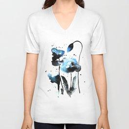 Bluebell Unisex V-Neck