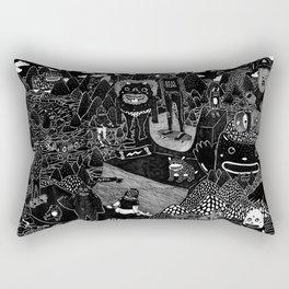 vacaciones Rectangular Pillow