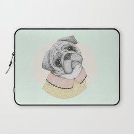 Pug  Laptop Sleeve