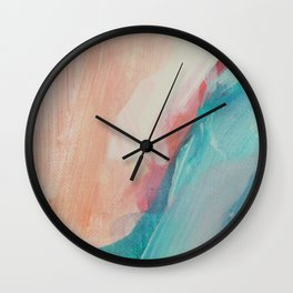 Palette No. One Wall Clock