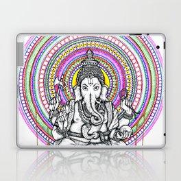 Ganesha Mandala Laptop & iPad Skin