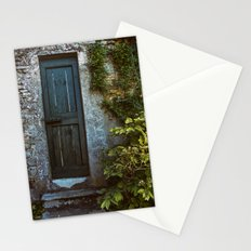 Secret Garden Door Stationery Cards