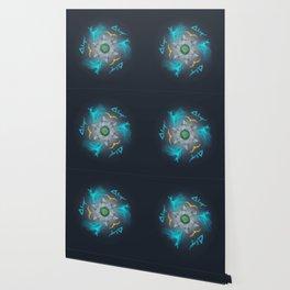 Patronus mandala Wallpaper