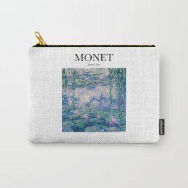 Monet - Water Lilies Carry-All Pouch