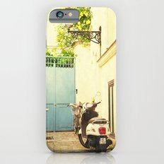 Montmartre Scooter Slim Case iPhone 6s