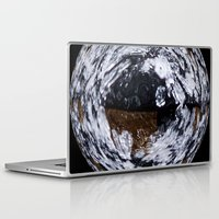 ice Laptop & iPad Skins featuring Ice by Rose Etiennette
