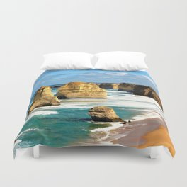The Apostles Duvet Cover