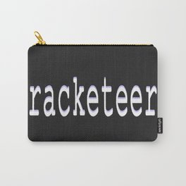 Racketeer Carry-All Pouch