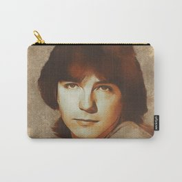 David Cassidy, Actor/Singer Carry-All Pouch