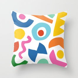 Geom Throw Pillow