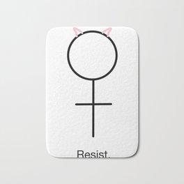 Resist. Bath Mat