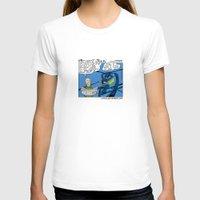 bondage T-shirts featuring Pervert Jack - Bondage Fail by Lon Casler Bixby - Neoichi