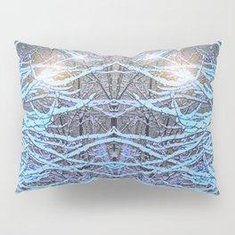 Electric Snow Pillow Sham