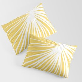 Dandelion in Yellow by Friztin Pillow Sham