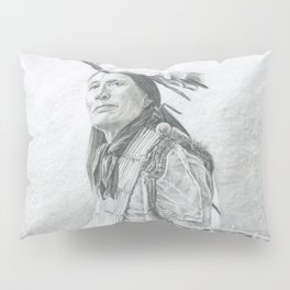Taopi Ota - Lakota Sioux Pillow Sham