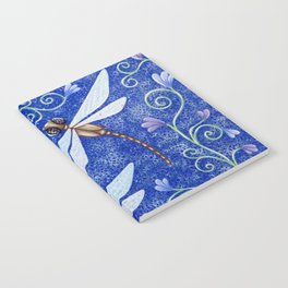 Pretty Dragonflies Notebook