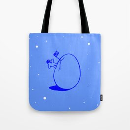 Space Oddy I Tote Bag