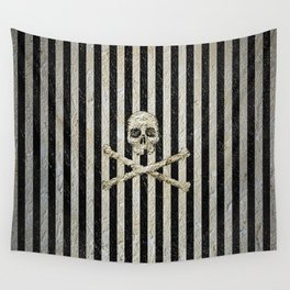 Pirate Stripes Wall Tapestry