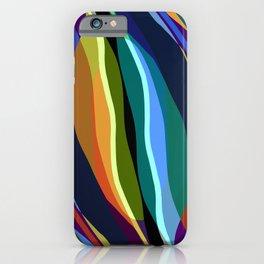 Tonal Lines iPhone Case