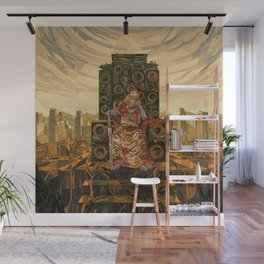HR-FM - King Deluxe Wall Mural