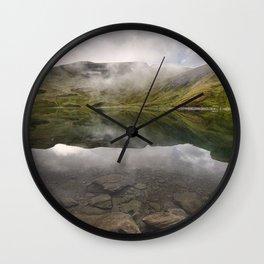 Magic Lake Wall Clock