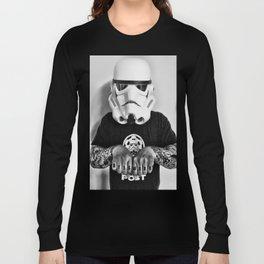 Knuckle Up Long Sleeve T-shirt