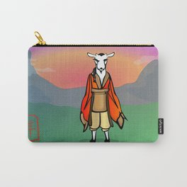 Year of the Goat Carry-All Pouch