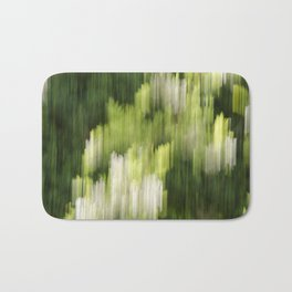 Green Hue Realm Bath Mat