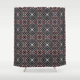Christmas pattern 11 Shower Curtain