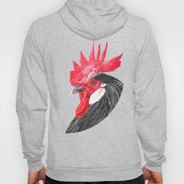 Rooster Portrait Hoody