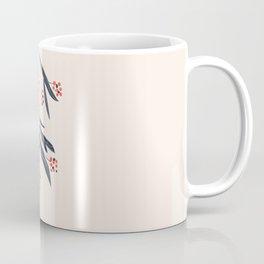 Mistletoe and love Coffee Mug