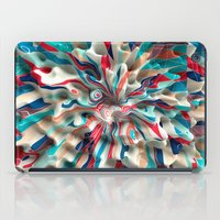 weird iPad Cases featuring Weird Surface by Danny Ivan