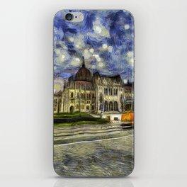 Budapest Vincent Van Gogh iPhone Skin