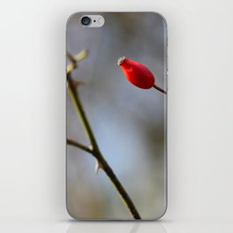 Early Bud iPhone Skin
