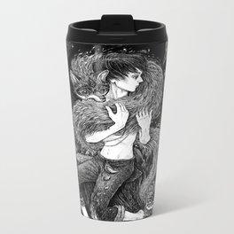 Magic fox Metal Travel Mug