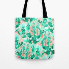 Paddle Cactus Blush Tote Bag