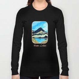 Tama Lakes Long Sleeve T-shirt