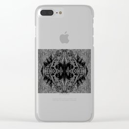 Tin vs Tree Clear iPhone Case
