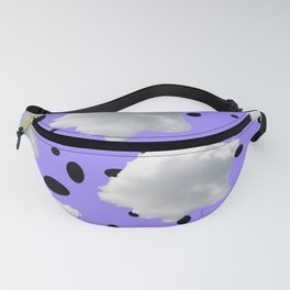 Torn Clouds and Black Holes Fanny Pack