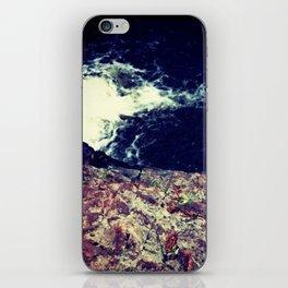 cliffface iPhone Skin