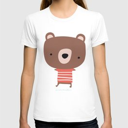Christmas cute bears T-shirt