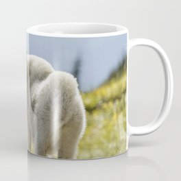 The Ups and Downs of Being a Mountain Goat No. 1 Coffee Mug
