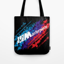 ///Masterpiece v1 HQvector Tote Bag