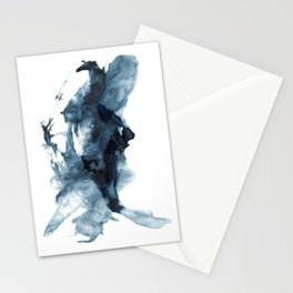 Indigo Depths No. 4 Stationery Cards