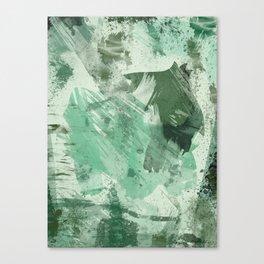 Bulba-saur Canvas Print